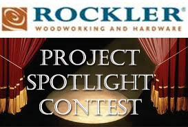 Rockler Project Spotlight Contest