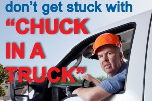 Cantor's Corner: Chuck in a Truck Warning Signs