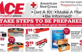 Get Ready for Disaster with National Preparedness Month