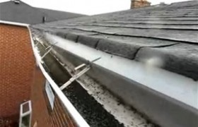 Cantor's Corner: Why You Need Rain Gutters