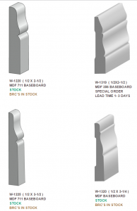 Types of composite molding