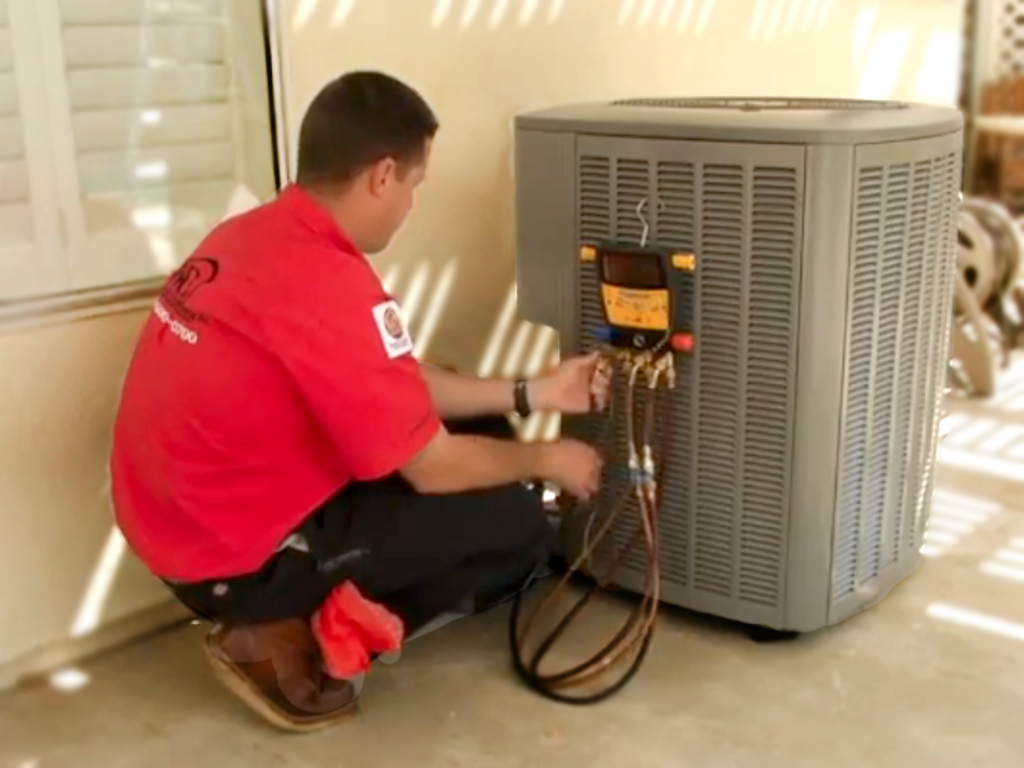 We Care HVAC services