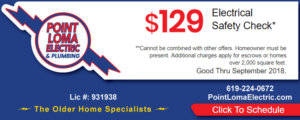 Point Loma Electric Offer