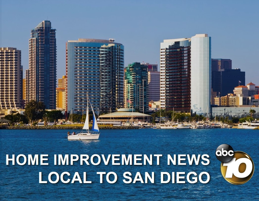 CHECK IN WITH APPROVED HOME PROS DURING SATURDAY MORNING NEWS OPN ABC 10