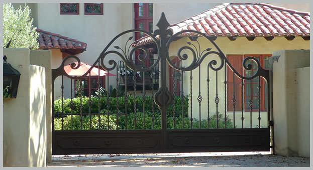 Empire offers beautiful gates in all shapes and sizes